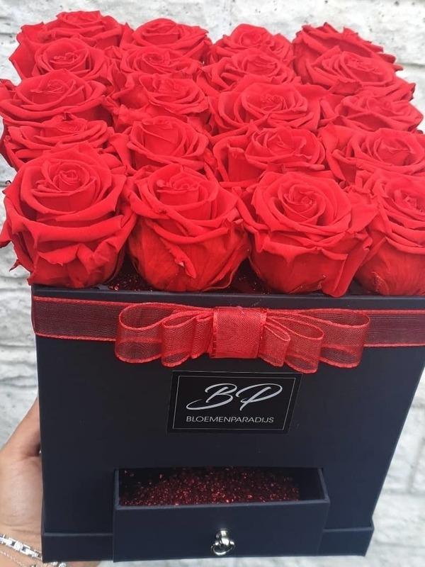 Flowerbox 4kant