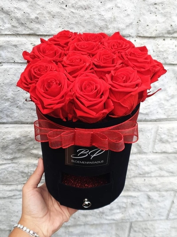 Flowerbox rond mini